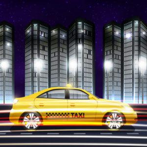 تاكسي القرين