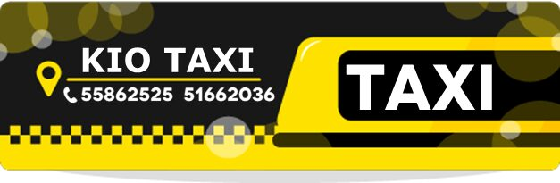 Salmiya Taxi is one of the Taxis in Kuwait Kio Taxi