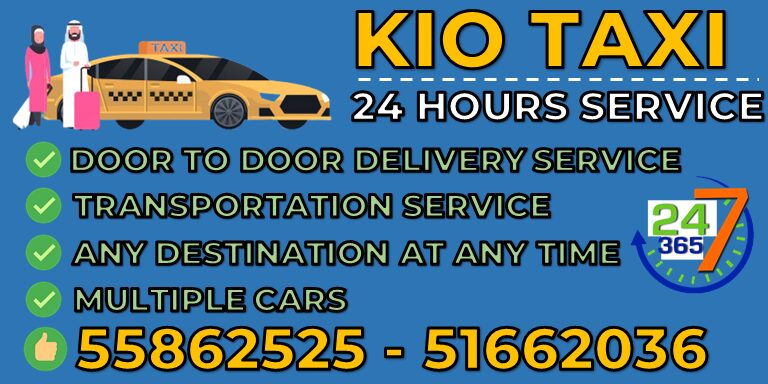 Salwa Taxi Services - Taxi in Salwa